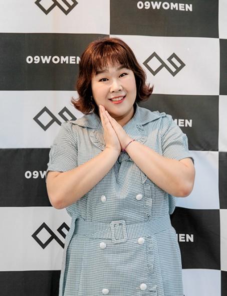 [전속모델 김민경] 합