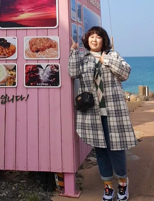 [전속모델 김민경] 민