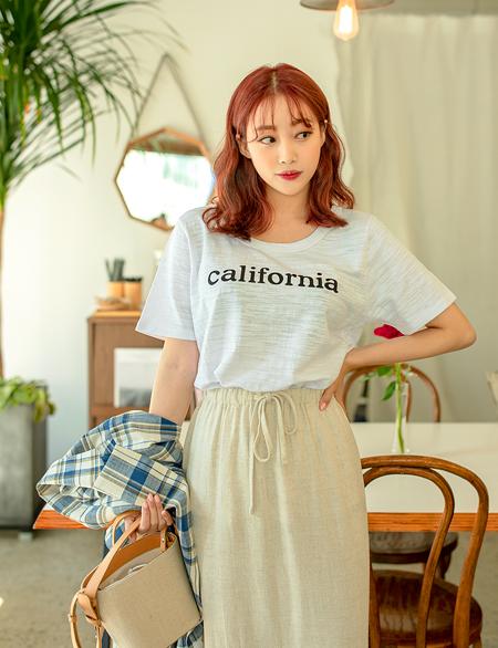 크제론 투웨이즈 나염 티셔츠 44264