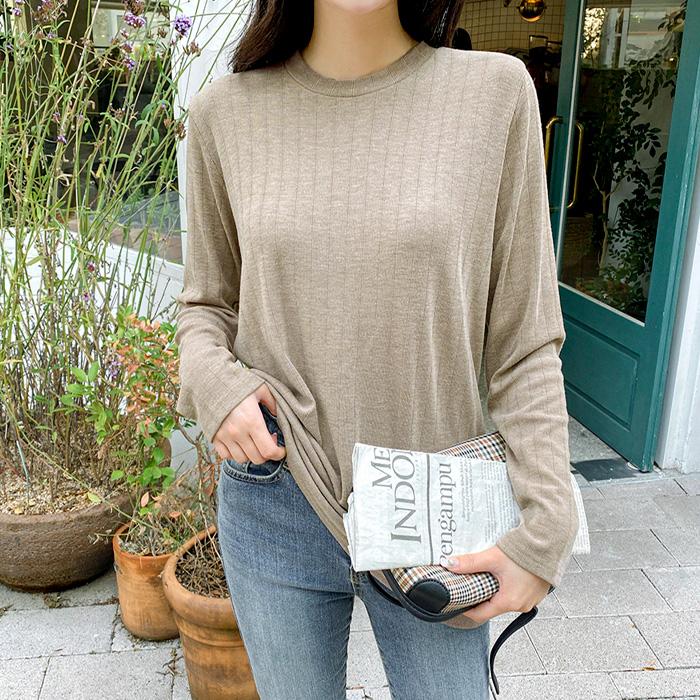 엘트 골지 티셔츠 51200