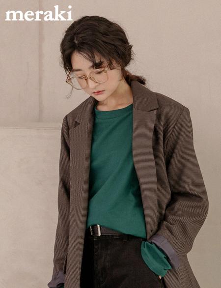 미아니 뿔테 안경 921