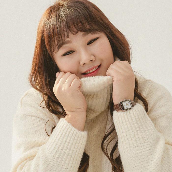 19 연말룩 전속모델 김민경 LOOKBOOK