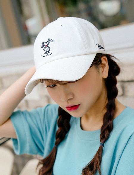 [디즈니정품]네디온 미키 캡 95767