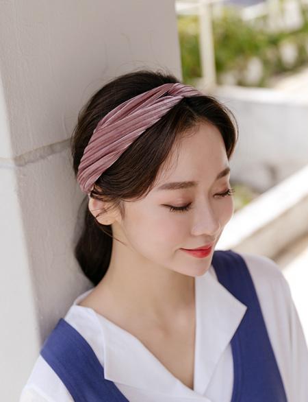 롤아도즌 헤어밴드 91949