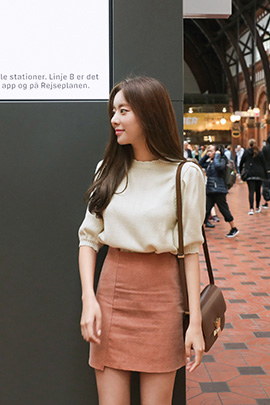 [재입고] wind song, knit