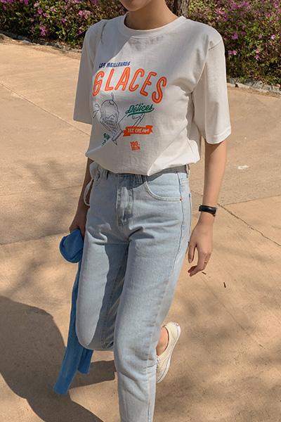 [당일발송] 투게더 반팔 티셔츠