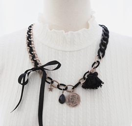 rora, necklace