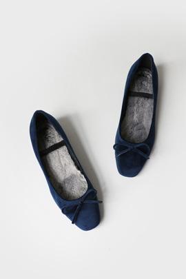 bwang velvet_shoes [털안감]