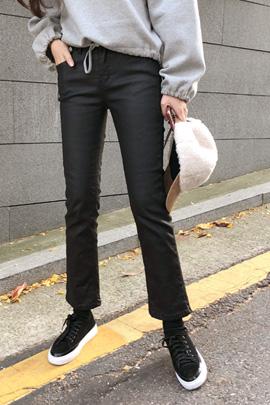 dazer, pants [기모안감]