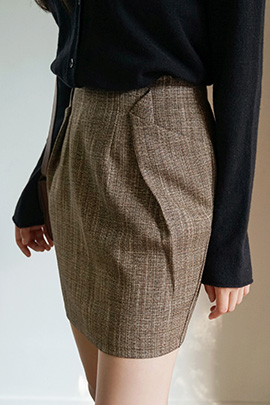 mix pocket_skirt
