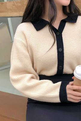 cream wool_cardigan