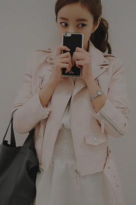 [1st 예약특가 종료] pinkade, jacket