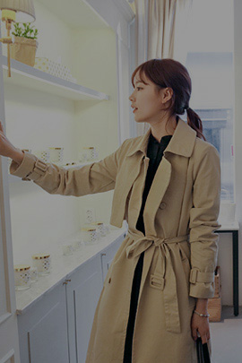 [1st 예약특가 종료] famme, coat