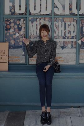 [2nd 예약특가 종료] shake it, blouse