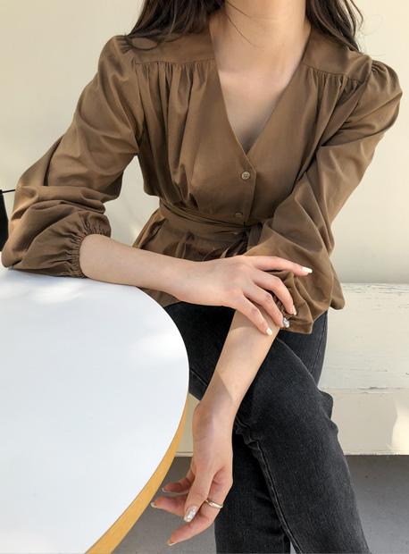 멜리 셔링 bl (*2color)