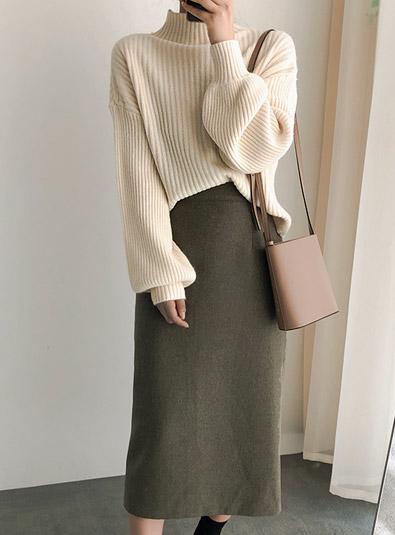 [꾸안꾸 니트템] 모스티 knit (*