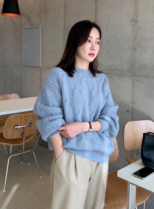 [보송보송 ♥] 엔더비 knit (*3c