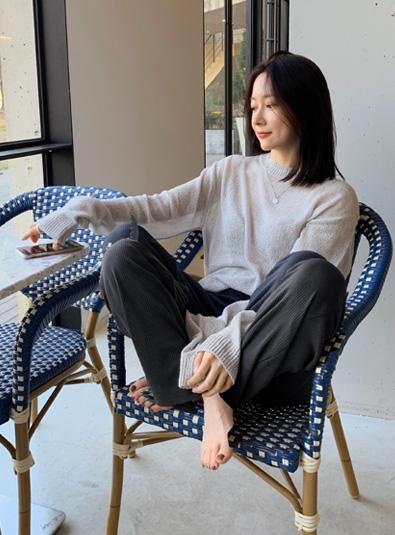 슬론드 knit  (*4 color)