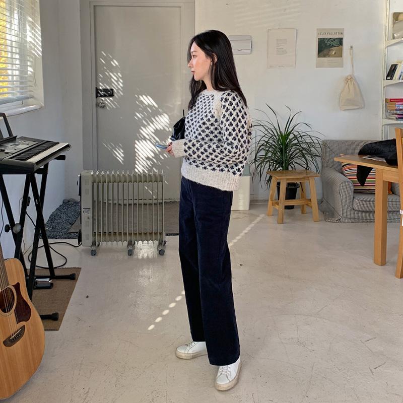 엔느 골덴 pants (*3color)