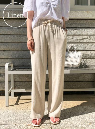 모던밴딩 pants (*2color)