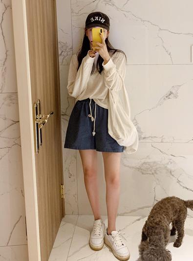 에일밴딩 pants (*3color)