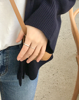 피그너 set ring (*2color)