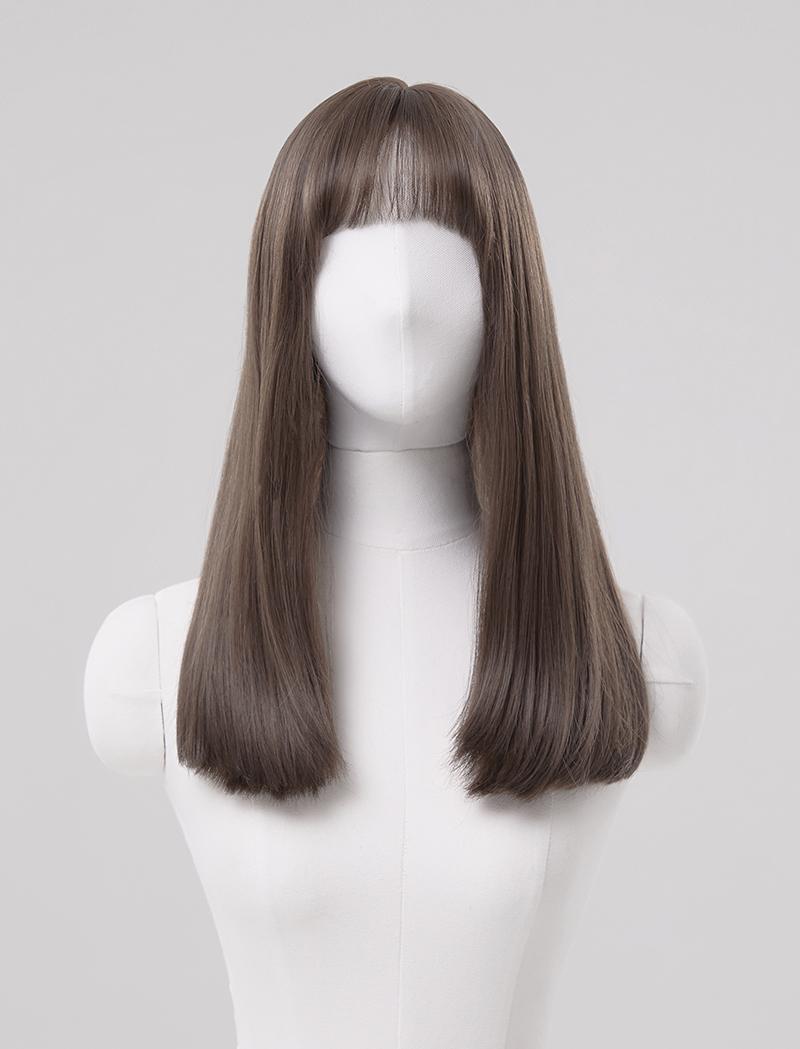 베베로제통가발) 로얄자스민 (고열사) 애쉬모카브라운