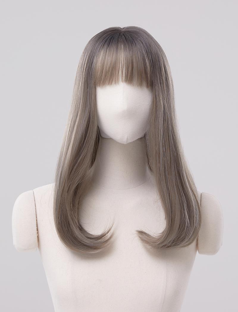 베베로제통가발) 블라썸허니 (고열사) 애쉬카키