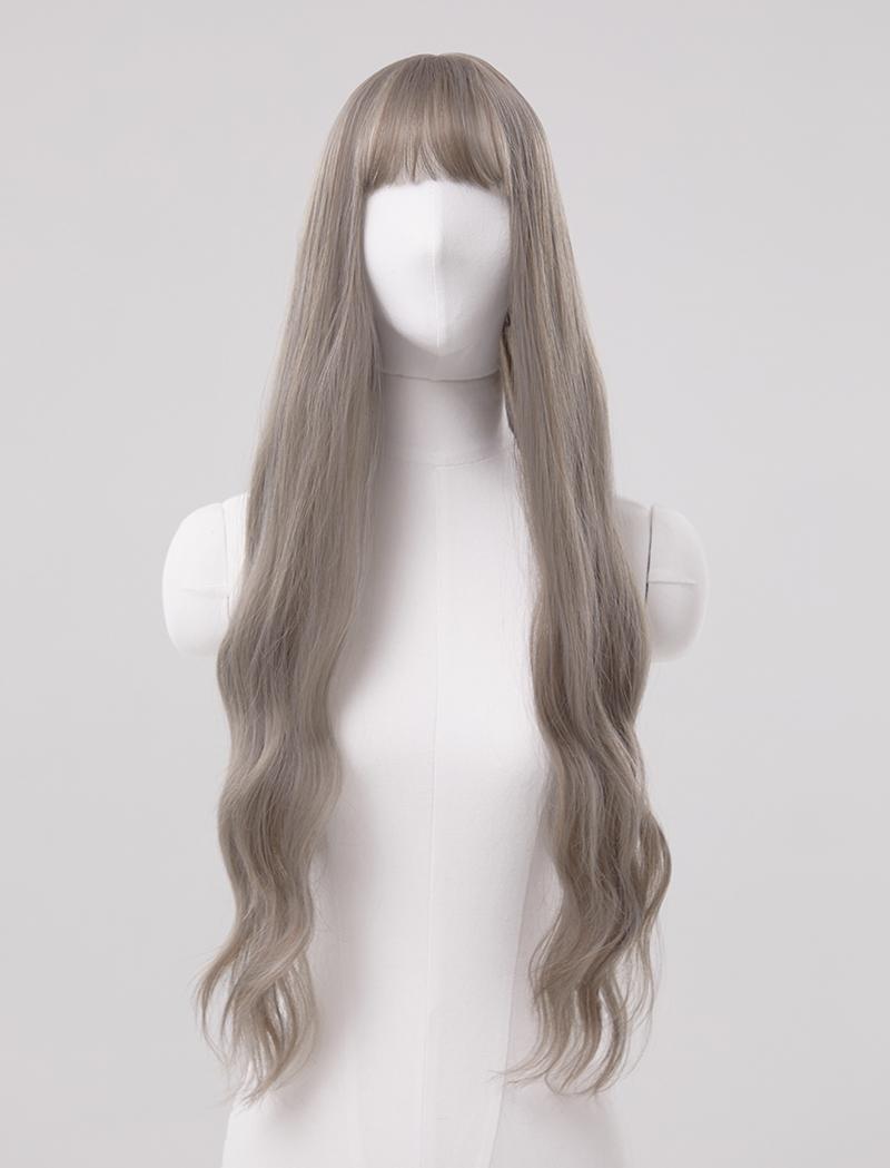 베베로제통가발) 레인포레스트 (고열사) 애쉬카키