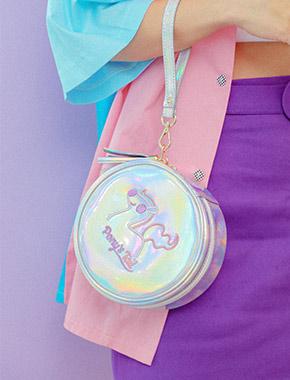 [Ponys Tail] Round Bag